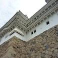 姫路城を仰ぐ