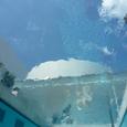 レアンドロのプール 下から その①