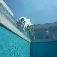 レアンドロのプール 下から その④