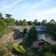 早朝の金沢城 その⑨